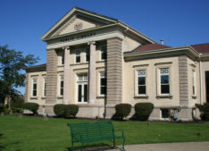 Ashtabula Library building