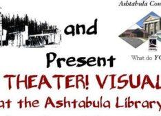 Dance! Theatre! Visual Arts! Flyer (pdf version below)