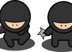 Ninja Party!