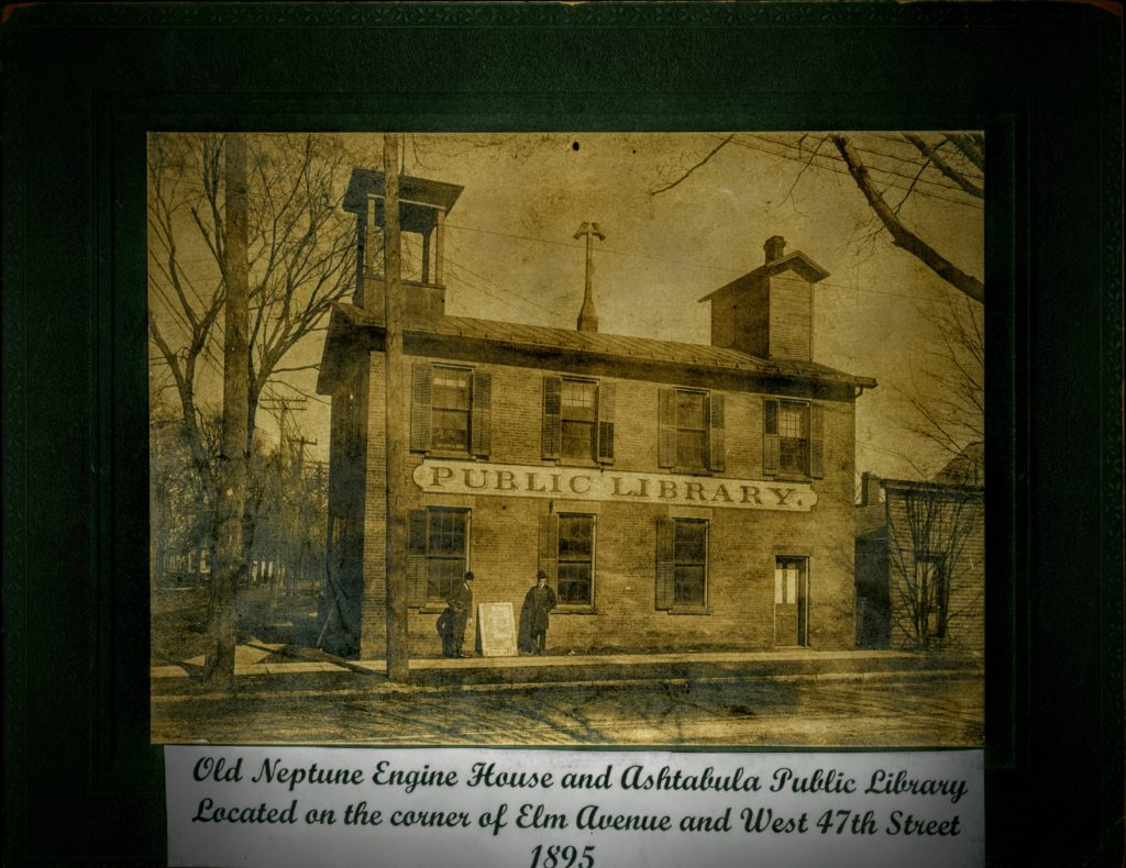 1895 Ashtabula Public Library