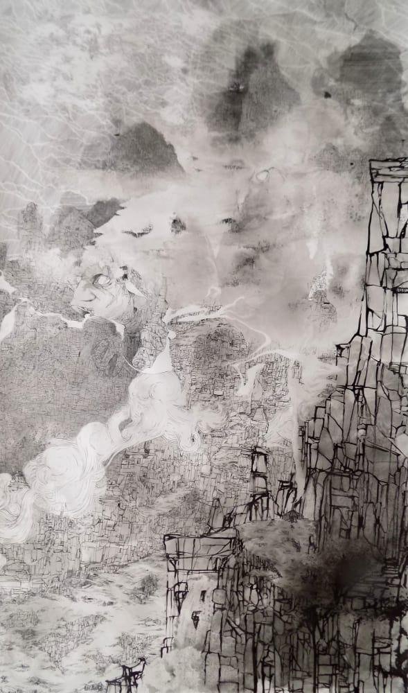 """""""Landscape 6"""" by Elisa Albrecht"""