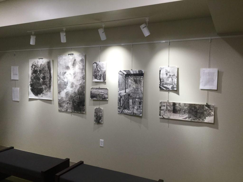 Elisa Albrecht Exhibit