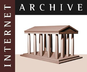 The Internet Archive logo