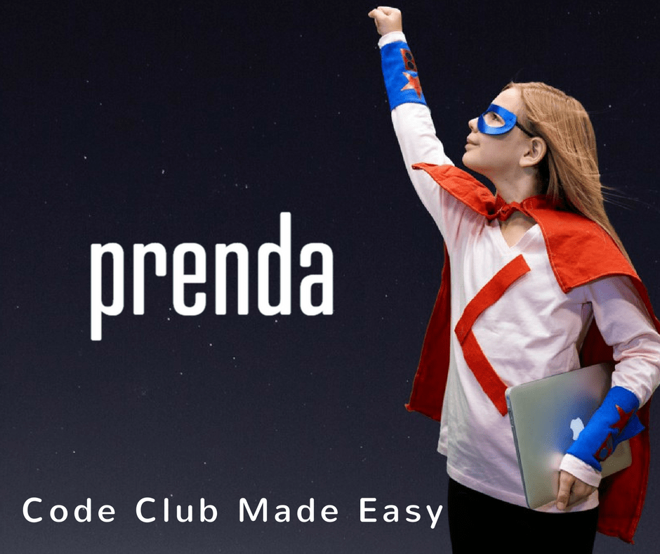 Learn to Code with Prenda!