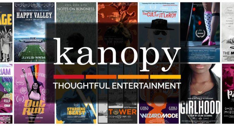 kanopy logo image