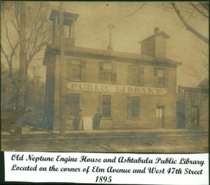 Ashtabula Public Library 1895