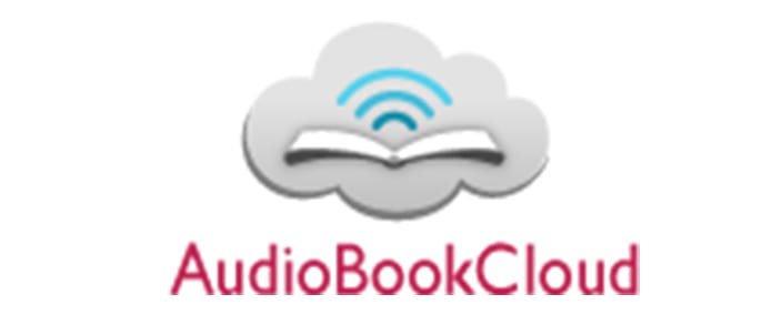 Audiobook cloud logo